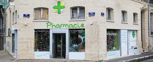 Pharmacie Longchamps,Bordeaux
