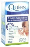 Quies Optik Solution Lentille Souple Multifonctions Fl/30ml à Bordeaux