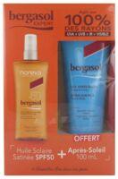 Bergasol Expert Spf50 Huile Satinée Spray/150ml+après Soleil à Bordeaux