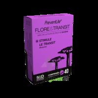 Sid Nutrition Preventlife Flore&transit Comprimés B/40 à Bordeaux