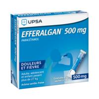 Efferalgan 500 Mg Glé En Sachet Sach/16 à Bordeaux