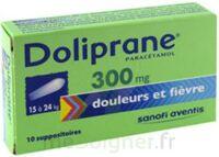 Doliprane 300 Mg Suppositoires 2plq/5 (10) à Bordeaux