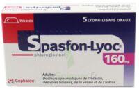 Spasfon Lyoc 160 Mg, Lyophilisat Oral à Bordeaux