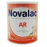 Novalac Ar 0-6 Mois Lait En Poudre Antirégurgitation B/800g à Bordeaux