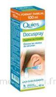 Quies Docuspray Hygiene De L'oreille, Spray 100 Ml à Bordeaux