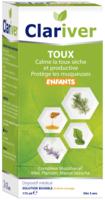 Clariver Solution Buvable Toux Sèche Et Productive Enfant Fl/175ml à Bordeaux