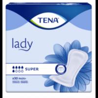 Tena Lady Protection Anatomique Adhésive Super Sachet/30 à Bordeaux