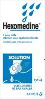 Hexomedine 1 Pour Mille S Appl Loc Fl/250ml à Bordeaux