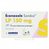 Econazole Sandoz L.p. 150 Mg, Ovule à Libération Prolongée à Bordeaux