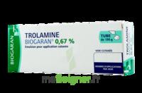 Trolamine Biogaran 0,67 % Emuls Appl Cut T/186g à Bordeaux