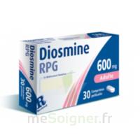 Diosmine Rpg 600 Mg, Comprimé Pelliculé à Bordeaux