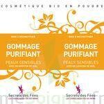 Secrets Des Fées Gommage Purifiant Peaux Sensibles à Bordeaux