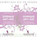 Secrets Des Fées Gommage Anti-age Régénérant à Bordeaux