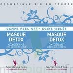 Secrets Des Fées Masque Détox Peel-off à Bordeaux