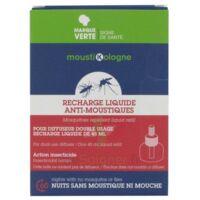 Moustikologne Recharge Diffuseur Anti-moustiques Liquide 45 Nuits à Bordeaux