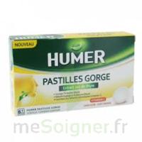 Humer Pastille Gorge à L'etrait Sec De Thym 24 Pastilles à Bordeaux