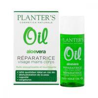 Planter's Aloe Vera Corps Huile Oil Réparatrice 50ml à Bordeaux
