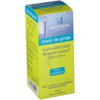 Alfa-amylase Biogaran Conseil 200 U.ceip/ml, Sirop à Bordeaux
