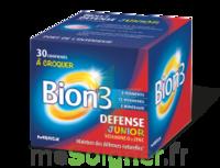 Bion 3 Défense Junior Comprimés à Croquer Framboise B/30 à Bordeaux