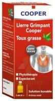 Lierre Grimpant Cooper édulcoré Au Maltitol Liquide Solution Buvable Sans Sucre F/100ml à Bordeaux
