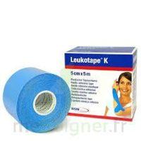 Leukotape K Sparadrap Bleu Ciel 5cmx5m à Bordeaux