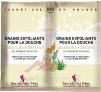 Secrets Des Fées Grain Exfoliant Douceur Hydratant Sachets/5g à Bordeaux