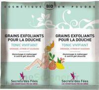 Secrets Des Fées Grain Exfoliant Tonic Vivifiant Sachets/5g à Bordeaux