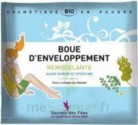 Secrets Des Fées Boue D'enveloppement Remodelante Sachets/40g à Bordeaux