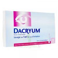 Dacryum S P Lav Opht En Récipient Unidose 10unid/5ml à Bordeaux