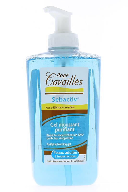 Pharmacie Longchamps - Parapharmacie SEBACTIV GEL MOUSSANT PURIFIANT ... 4fdcbb2e29e